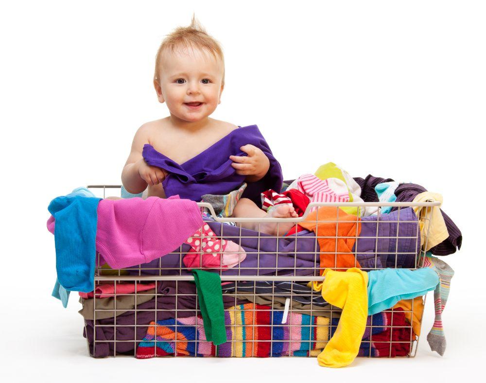 Detské veľkosti oblečenia a topánok