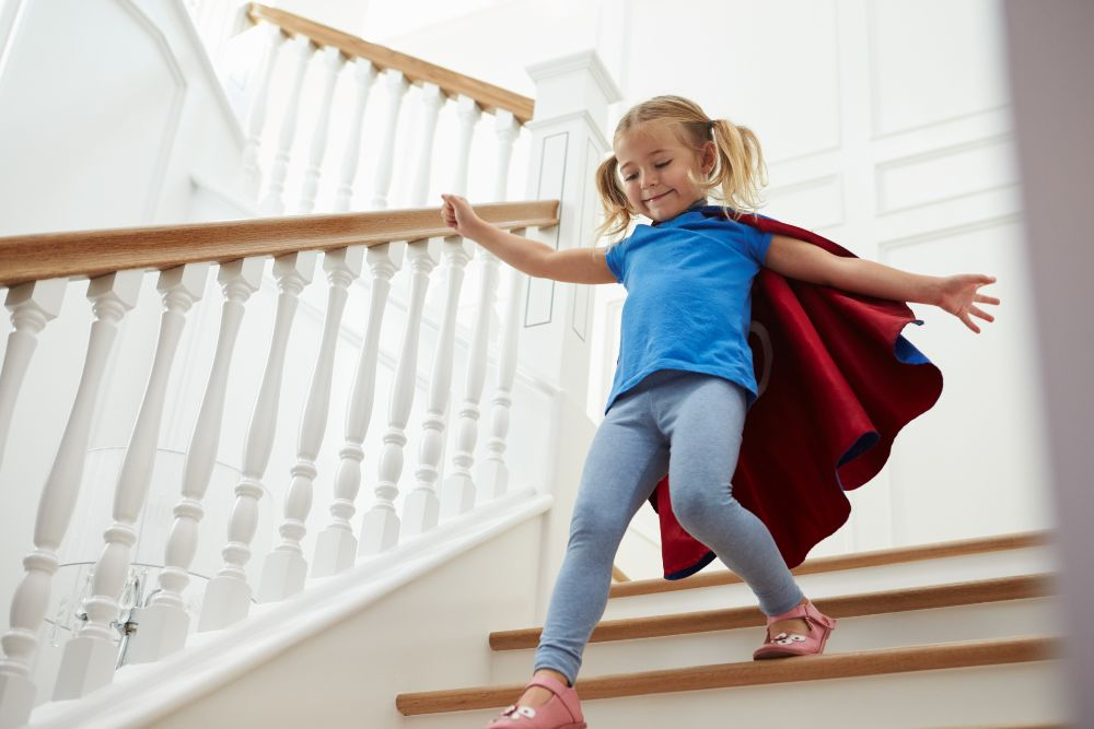 Bezpečnosť na schodoch